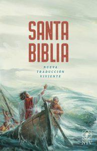 Santa Biblia NTV Biblia para ninos NTV book cover